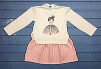Детское нарядное платье Девочка