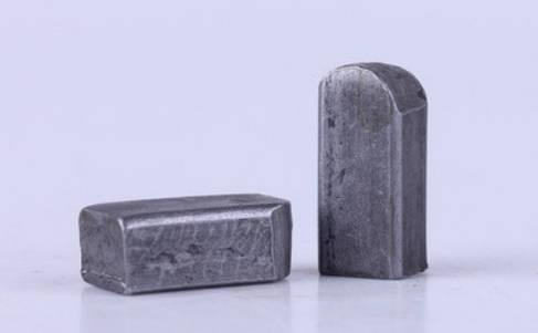 Шпонки шестерни запускающей R175, R180, фото 2