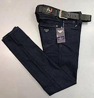 Мужские джинсы Armani Jeans D4819 темно-синие