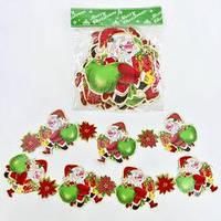 Новогодняя гирлянда C 30268/30269 Дед Мороз
