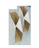 Картонный уголок для ДСП, мебели, рамок, фоторамок, 135мм*135мм*40мм.