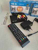 Цифровой тв тюнер приставка ресивер DVB T2 #100892