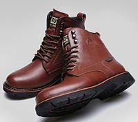 Мужские ботинки. Модель 18166, фото 4