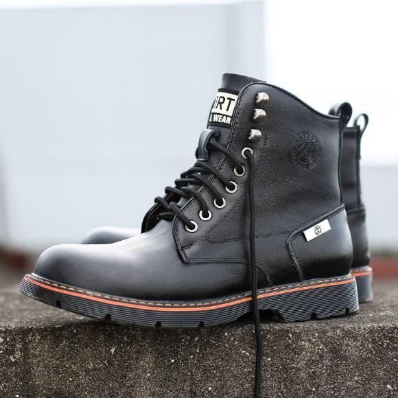 Мужские ботинки. Модель 18166