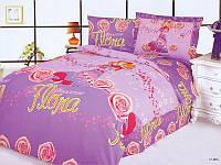 Подростковое постельное белье Le Vele Flora
