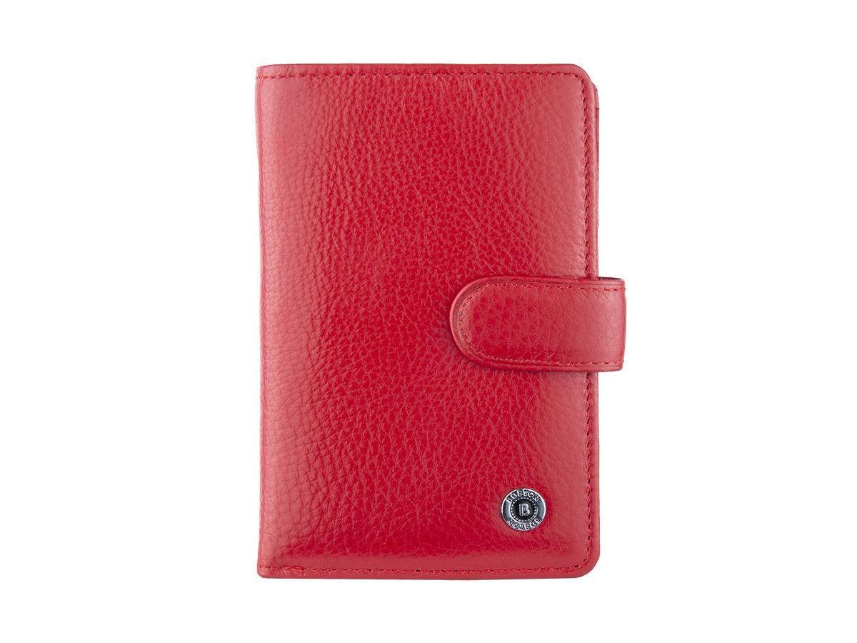 f5bb64bf44f6 Купить сейчас - Кошелек женский кожаный Boston B211 Red: 753 грн ...