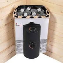 Нагреватель для сауны SAWO MINI X MX-36NB, фото 2