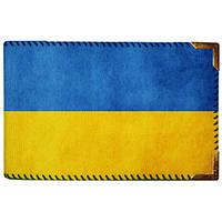 Визитница в виде прапора Украины