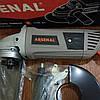 Машина углошлифовальная ARSENAL УШМ-125/1100, фото 4