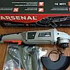 Машина углошлифовальная ARSENAL УШМ-125/1100, фото 3