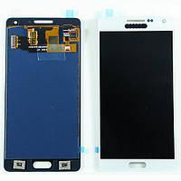 Модуль Samsung A500F Galaxy A5, A500FU Galaxy A5, A500H Galaxy A5 дисплей+сенсор белый без регулировки яркости