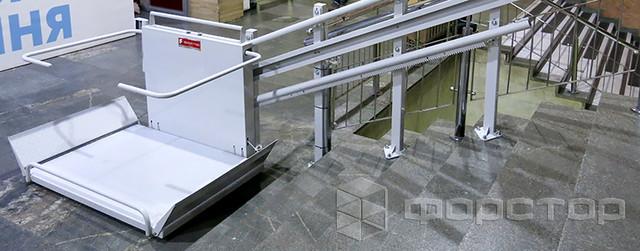 Лифтовое оборудование для инвалидов