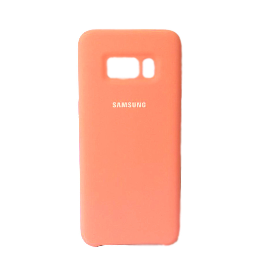 "Накладка Samsung S8 ""Original Case"" Peach"