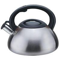 Чайник со свистком 3л нержавейка Maestro