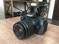 Дзеркальний фотоапарат Canon EOS 600D 18-55 IS II Kit