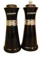Подрібнювач+солонка Maestro Black чорний (1626BlackMR)