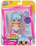 Интерактивные игрушки Bizzy Bubs Snowbeam Пупсики малышки Little Live Pets Биззи Бабс Сновбим кукла, фото 3