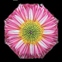 Зонт женский автомат AVK 115-3 розовый антиветер