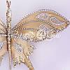 Декор Желтая бабочка, 40х23 см., фото 2