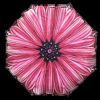 Женский зонт автомат AVK 115-4 розовый антиветер