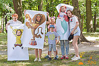 Организация детских праздников. Киев от Склянка мрiй