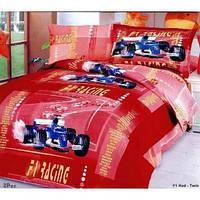 Подростковое постельное белье Le Vele F1-Red