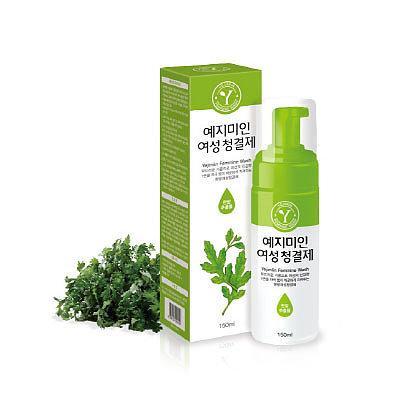 Yejimiin Средство для интимной гигиены с Красным женьшенем Feminine Wash Herb Red Ginseng 150 ml