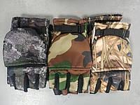 Перчатки-варешки для зимней рыбалки и охоты