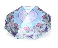 Зонт женский автомат AVK 178-1 разноцветный антиветер