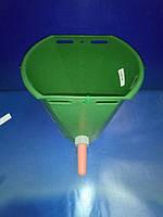 Ведро для выпойки телят 8л FARMA зеленое  (Нидерланды)