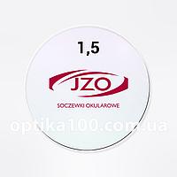 Польская линза для очков JZO Izoplast 1,50 AR4-AGAT