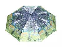 Зонт женский автомат AVK 178-2 разноцветный антиветер
