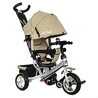Bелосипед трехколесный Best Trike 6588 - 0450 Бежевый 66271