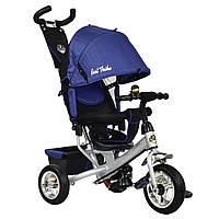 Bелосипед трехколесный Best Trike 6588 - 1130 Синий 66268
