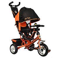 Bелосипед трехколесный Best Trike 6588 - 1680 Оранжевый 66272