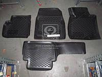 Коврики в салон автомобиля для Mazda 3 2013- (3D) (pp-115)