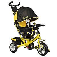 Bелосипед трехколесный Best Trike 6588 - 1790 Желтый 66267