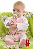 Бодик для новорожденного (интерлок)