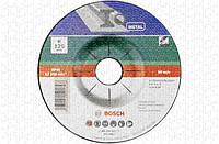 Круг зачистной Bosch, 115×22,23×6 мм 10 шт.