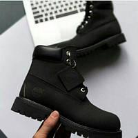 Ботинки TIMBERLAND (Тимберленд ) 35-46 размер, черные , фото 1