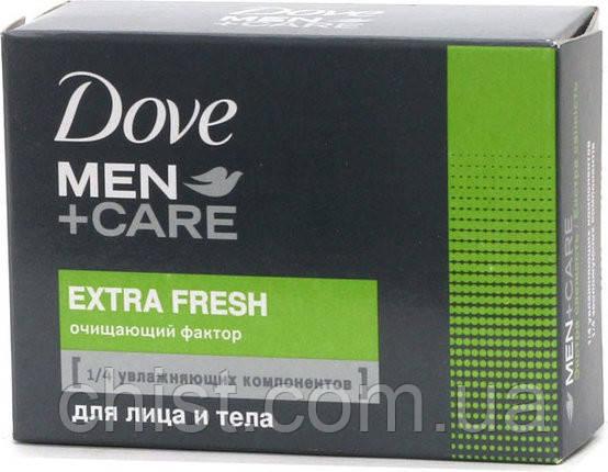 Dove мыло кремовое мужское 90гр