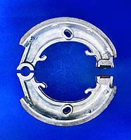 Колодка стояночного тормоза ЗИЛ-130/131 комплект 2шт./130-3507015