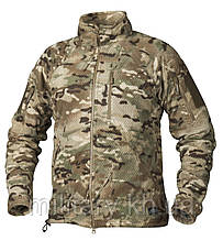 Куртка ALPHA TACTICAL - Grid Fleece CAMOGROM