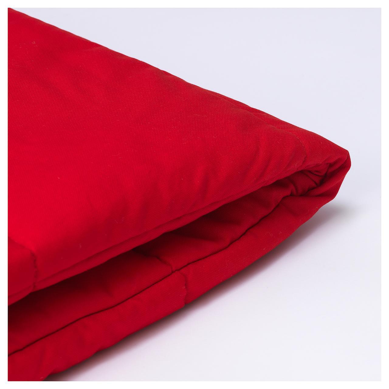 Покрытие для двухместного дивана IKEA KLIPPAN Ransta красное 404.127.25