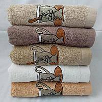 Махровые полотенца для кухни, фото 1