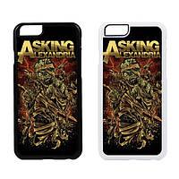 Чехлы для смартфонов Asking Alexandria 01