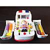 Скорая помощь - развивающая игрушка, музыкальная и с световыми эффектами 2+, фото 10