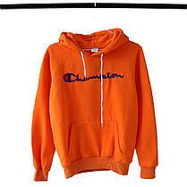 Худи Champion Orange (ориг.бирка), фото 3