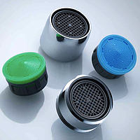 Водосберегающие аэраторы для смесителей