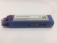 Голки для шиття гострі №7 (уп 8шт) (арт.THN-012e)